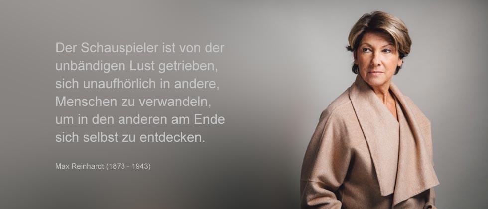 Zitat Reinhardt